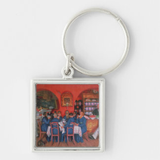 Moscow Cafe, 1916 Key Chains