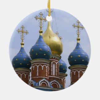MOSCOW CERAMIC ORNAMENT