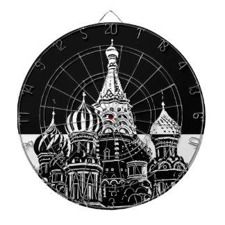 Moscow Dartboard