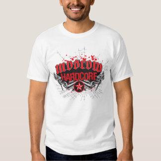 Moscow Hardcore t-shirt