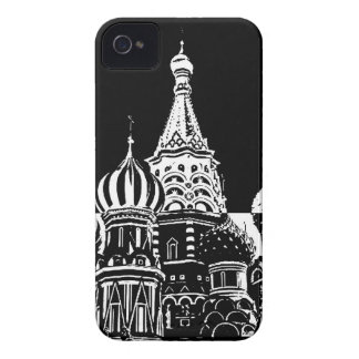 Moscow iPhone 4 Case-Mate Case