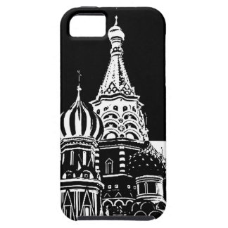Moscow iPhone 5 Cover