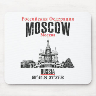 Moscow Mouse Pad