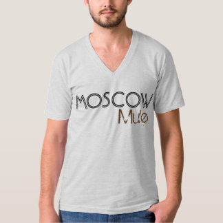 Moscow Mule Favorite Drink T-Shirt