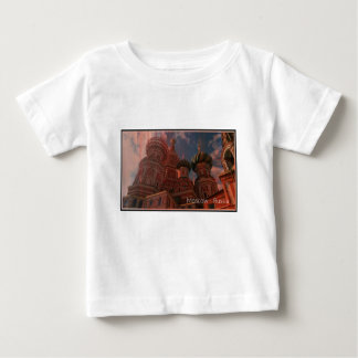 Moscow_russia Baby T-Shirt