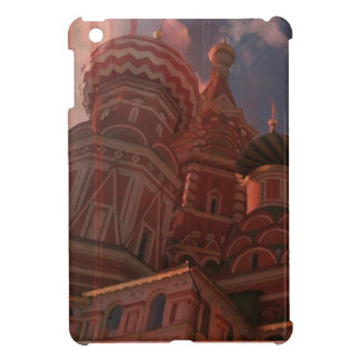 Moscow_russia Cover For The iPad Mini