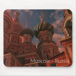 Moscow_russia Mouse Pad