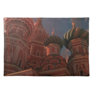 Moscow_russia Placemat