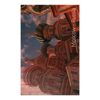 Moscow_russia Stationery