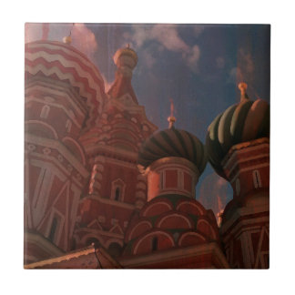 Moscow_russia Tile