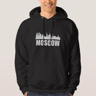 Moscow Skyline Hoodie