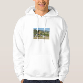 Moselle bridge with Bullay Hoodie