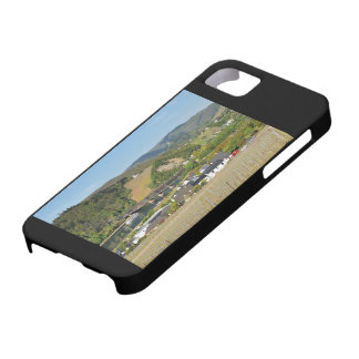 Moselle bridge with Bullay iPhone 5 Covers