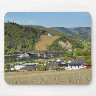 Moselle bridge with Bullay Mouse Pad
