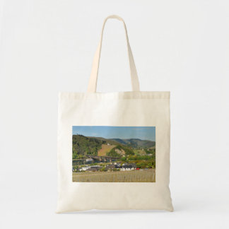 Moselle bridge with Bullay Tote Bag
