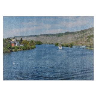 Moselle in Bernkastel Kues Cutting Board