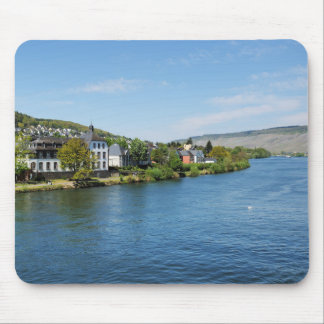 Moselle in Bernkastel Kues Mouse Pad