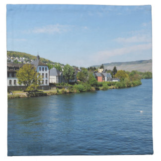 Moselle in Bernkastel Kues Napkin
