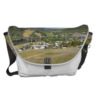 Moselle valley with Bullay Commuter Bag