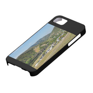 Moselle valley with Bullay iPhone 5 Covers
