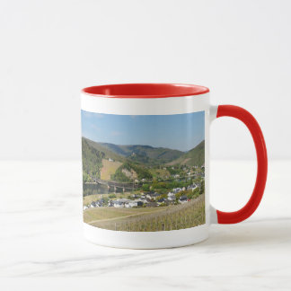 Moselle valley with Bullay Mug