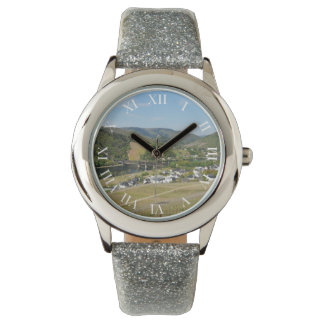Moselle valley with Bullay Watch