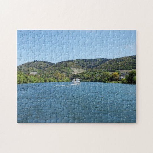 Moselle with Andel Jigsaw Puzzle