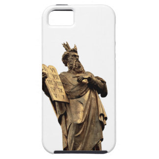 moses and ten commandments golden case for the iPhone 5