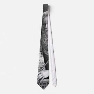 """Moses and the Ten Commandments"" tie"