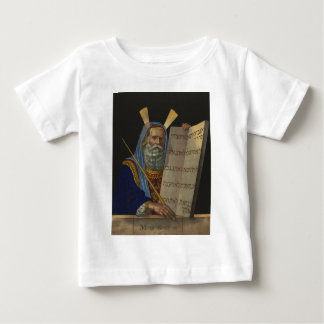 Moses by Henry Schile 1874 Baby T-Shirt