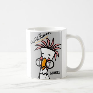 Moses Gloomer coffee cup