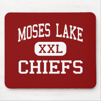 Moses Lake - Chiefs - High - Moses Lake Washington Mouse Pad