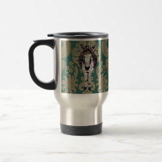 Moses Monogram  Travel Mug