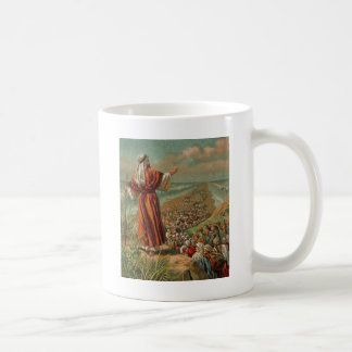 Moses Parts the Red Sea Coffee Mug