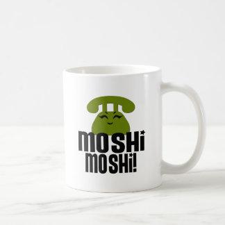 Moshimoshi Coffee Mug