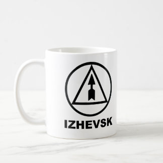 Mosin Nagant / AK-47 Izhevsk Arsenal Coffee Mug