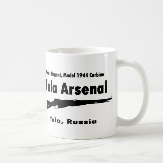 Mosin Nagant M44, Tula Arsenal Coffee Mug