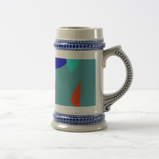 Mosque Air Force Blue Beer Steins