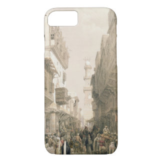 "Mosque El Mooristan, Cairo, from ""Egypt and Nubia"" iPhone 7 Case"