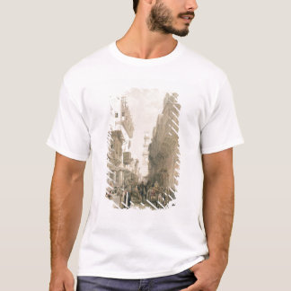 """Mosque El Mooristan, Cairo, from """"Egypt and Nubia"""" T-Shirt"""