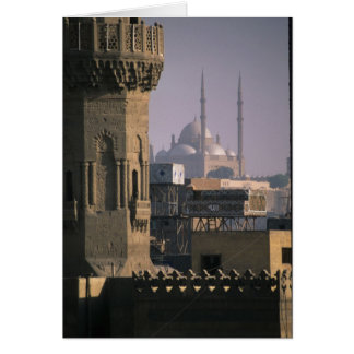 Mosque in Cairo Card