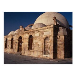 Mosque of Hassam Pasha, Xania, Crete, Greece Postcard