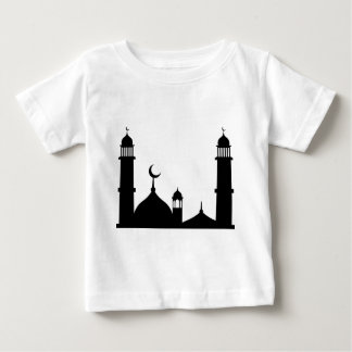 Mosque Silhouette Baby T-Shirt