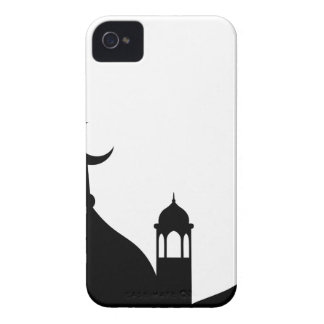 Mosque Silhouette Case-Mate iPhone 4 Case