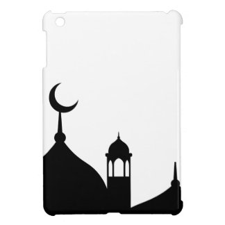 Mosque Silhouette iPad Mini Covers