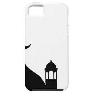 Mosque Silhouette iPhone 5 Cases