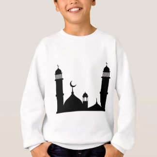 Mosque Silhouette Sweatshirt