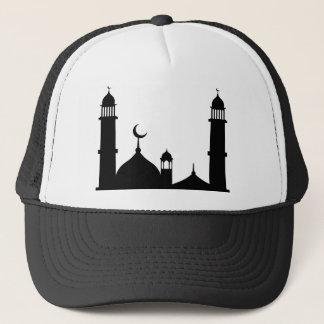 Mosque Silhouette Trucker Hat
