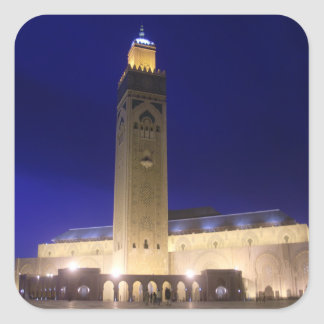 Mosque Square Sticker