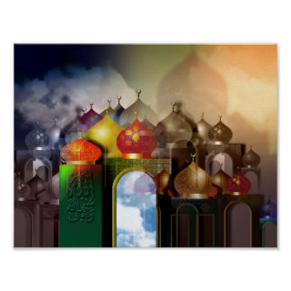 MOSQUES POSTER